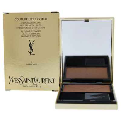 Yves Saint Laurent - Couture Highlighter - 3 Or Bronze 0,11oz