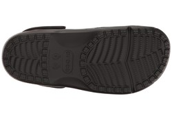 Crocs Men Black Coast Clog Clogs Mules - Thumbnail