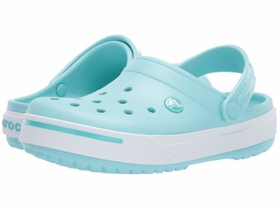Crocs - Crocs Men İce Blue/Pool Crocband İi Clog Clogs Mules