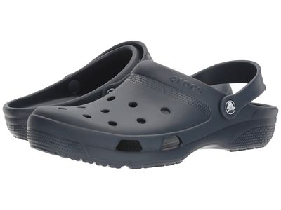 Crocs - Crocs Men Navy Coast Clog Clogs Mules