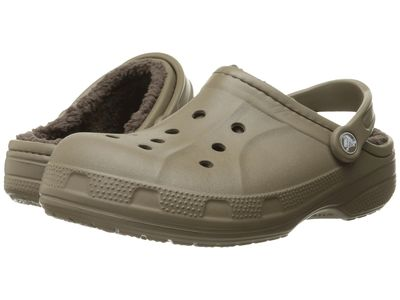 Crocs - Crocs Men Walnut/Espresso Winter Clog Clogs Mules
