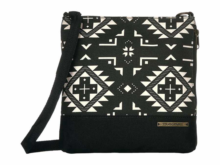 Dakine Silverton Onyx Canvas Jodie Cross Body Bag