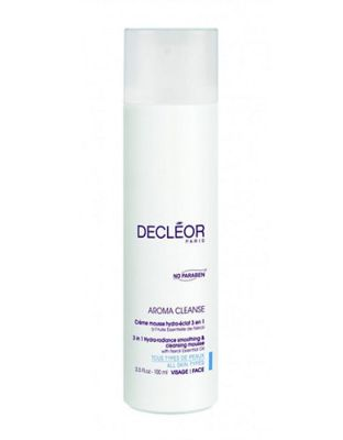 Decleor - Decleor Aroma Cleanse 3 in 1 Hydra-Radiance Smoothing & Cleansing Mousse 3.3 oz