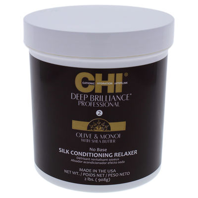 CHI - Deep Brilliance Silk Conditioning Relaxer 2lb