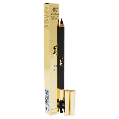 Yves Saint Laurent - Dessin Des Sourcils Eyebrow Pencil - 5 Ebony 0,04oz