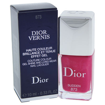 Christian Dior - Dior Vernis Couture Colour Gel Shine and Long Wear Nail Lacquer - # 873 Sudden 0,33oz