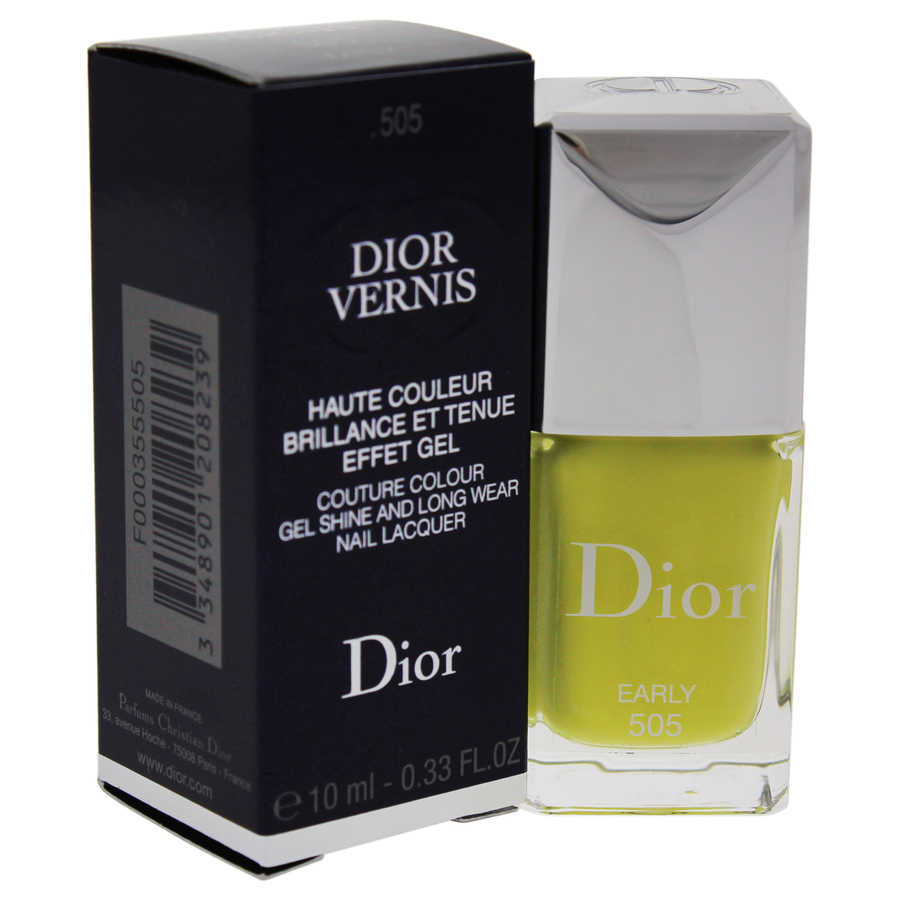 Dior Vernis Couture Colour Gel Shine and Long Wear Nail Lacquer - # 505 Early 0,33oz