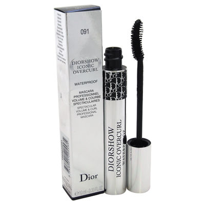 Christian Dior - Diorshow Iconic Overcurl Waterproof Mascara - # 091 Over Black 0,33oz