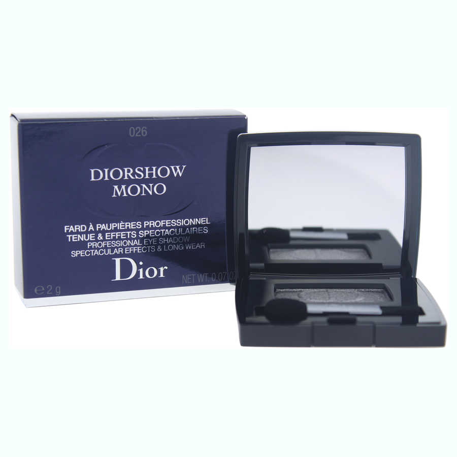 Diorshow Mono Professional Eye Shadow - # 026 Techno 0,07oz