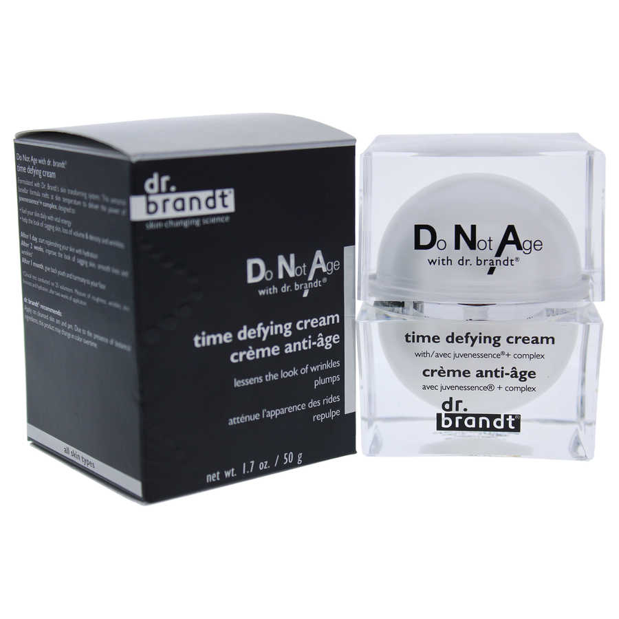Do Not Age with Dr. Brandt Time Defying Cream 1,7oz