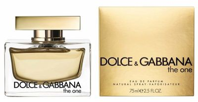 Dolce & Gabbana - Dolce & Gabbana The One EDP Women 75 ML Perfume (Original)