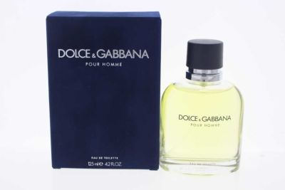 Dolce&Gabbana - Dolce&Gabbana EDT 125 ML (4.2oz) Men Perfume (Original)