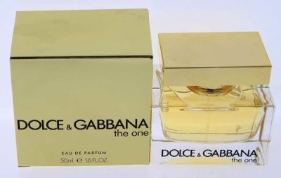 Dolce&Gabbana - Dolce&Gabbana The One EDP 50 ML (1.7oz) Women Perfume (Original)