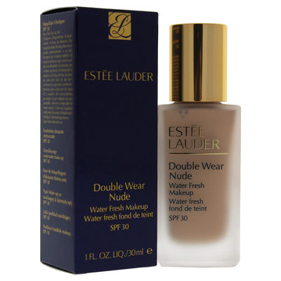 Estee Lauder - Double Wear Nude Water Fresh Makeup SPF 30 - # 2C3 Fresco 1oz