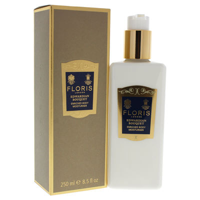 Floris London - Edwardian Bouquet Enriched Body Moisturiser 8,5oz