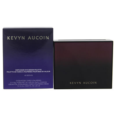 Kevyn Aucoin - Emphasize Eye Design Palette - As Seen In 0,3oz