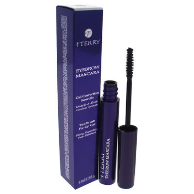 By Terry - Eyebrow Mascara Tint Brush Fix-up Gel - # 4 Dark Brown 0,15oz