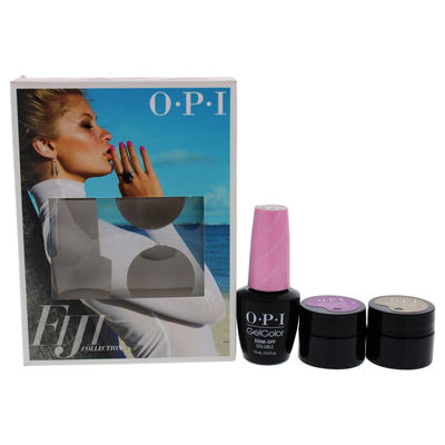 OPI - Fiji GelColor and Artist Series Trio - 1 3Pc