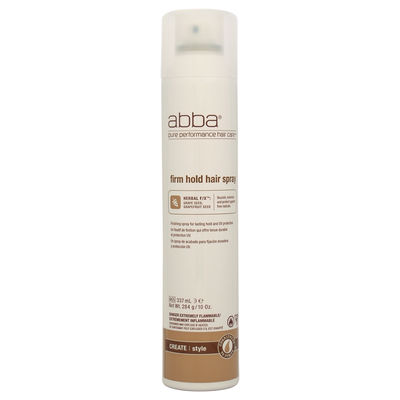ABBA - Firm Hold Hair Spray 10oz