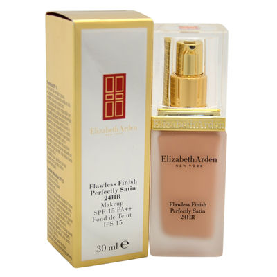 Elizabeth Arden - Flawless Finish Perfectly Satin 24HR Makeup SPF 15 - # 02 Cream Nude 1oz