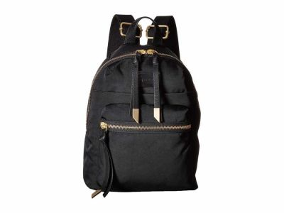 Foley & Corinna - Foley & Corinna Black Fusion Nylon Backpack