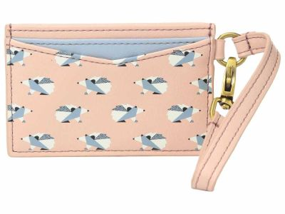Fossil - Fossil Cherry Blossom Cardcase Wristlet Coin Card Case