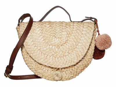 Fossil - Fossil Natural Faye Cross Body Bag