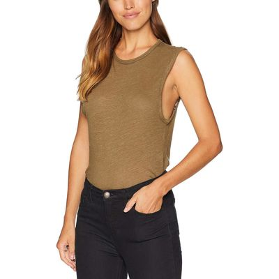 Free People - Free People Army All The Time Bodysuit