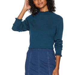 Free People Dark Turquoise Needle And Thread Pullover - Thumbnail