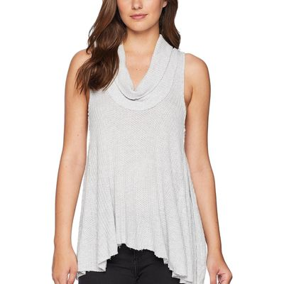 Free People - Free People Grey Swing It Cowl