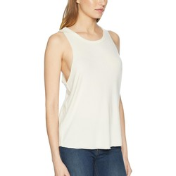 Free People Ivory Coziest Tank Top - Thumbnail