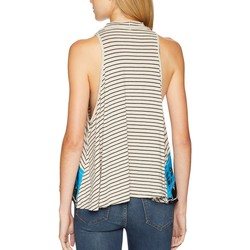 Free People Ivory North South Tank Top - Thumbnail