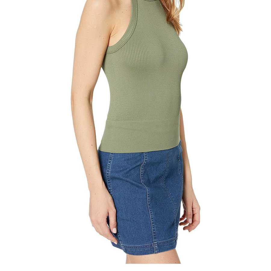 Free People Moss Wide Rib Seamless Cami