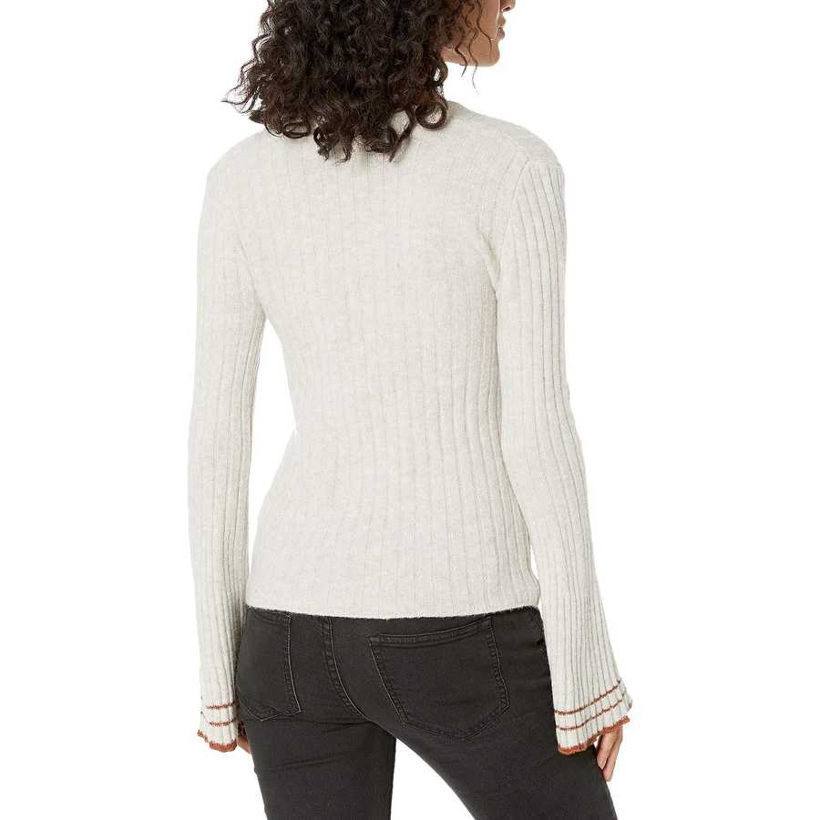 Free People Neutral May Morning Pullover