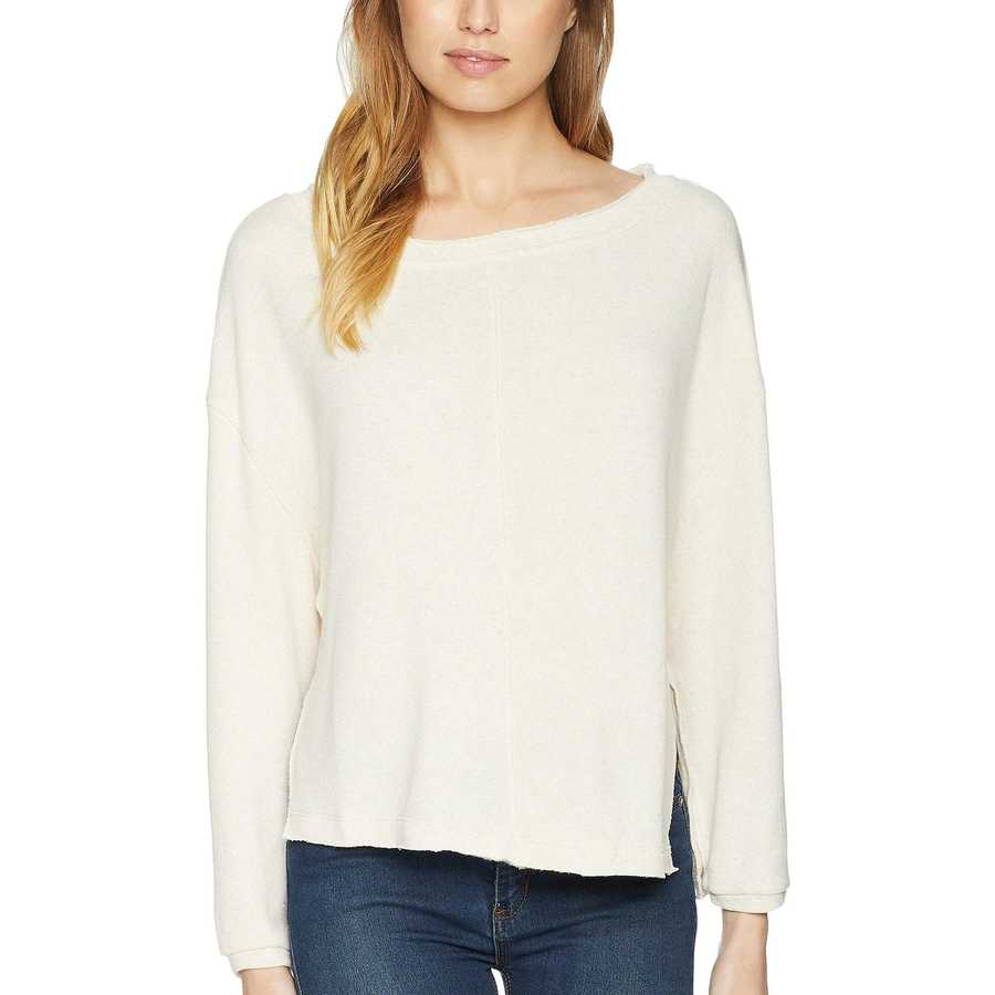 Free People Sand Be Good Terry Pullover