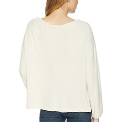Free People Sand Be Good Terry Pullover - Thumbnail