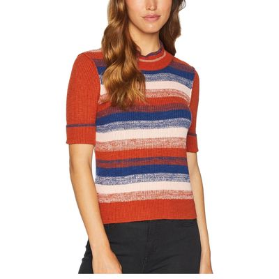Free People - Free People Terracotta Best Intentions Pullover