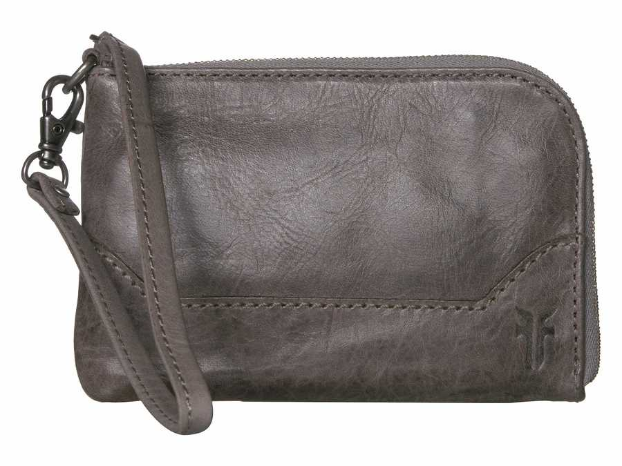 Frye İce Melissa Wristlet Clutch Bag