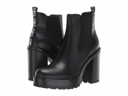 G By Guess Women Black 1 Starly Ankle Bootsbooties - Thumbnail