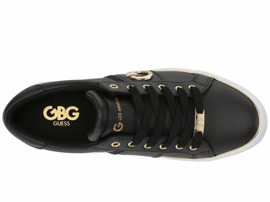 G By Guess Women Black Grandyy Lifestyle Sneakers