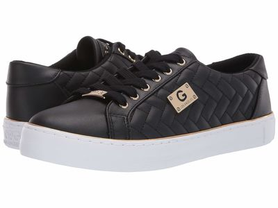 G By Guess Women Black Gretchy Lifestyle Sneakers