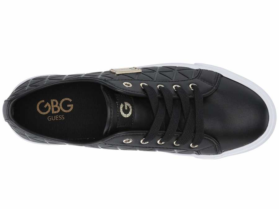G By Guess Women Black Oking Lifestyle Sneakers