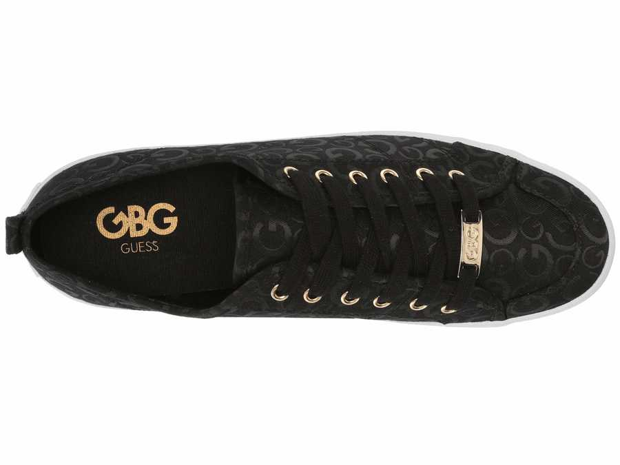 G By Guess Women Black Tallin Lifestyle Sneakers