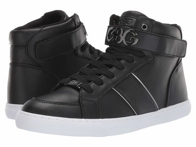 G By Guess - G By Guess Women Black/Pewter Oleeda Lifestyle Sneakers