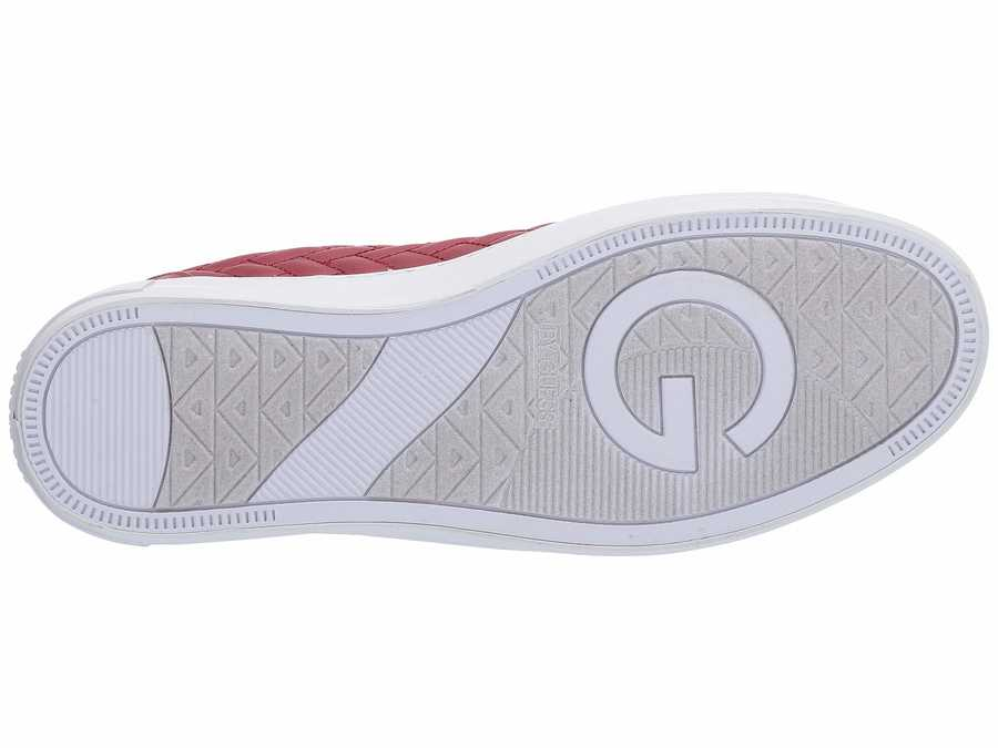 G By Guess Women Bold Cherry Gretchy Lifestyle Sneakers