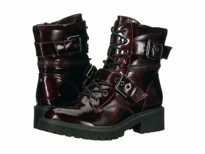 G By Guess - G By Guess Women Cranberry Slayder Ankle Bootsbooties