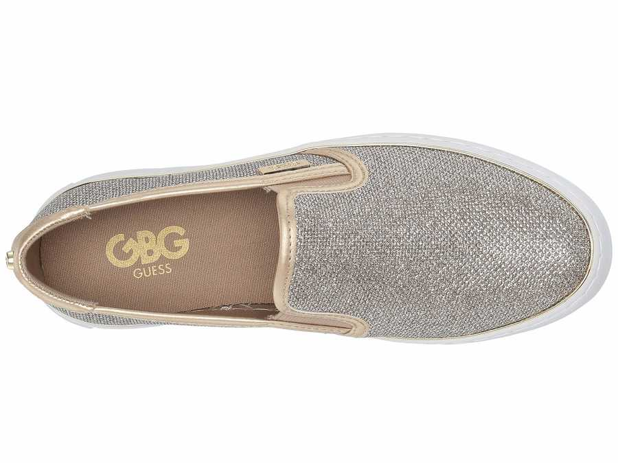 G By Guess Women Gold Gollys2 Lifestyle Sneakers