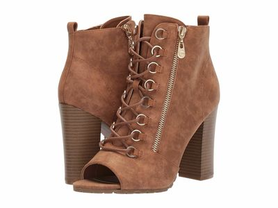 G By Guess - G By Guess Women Honeyglaze Beckla Ankle Bootsbooties