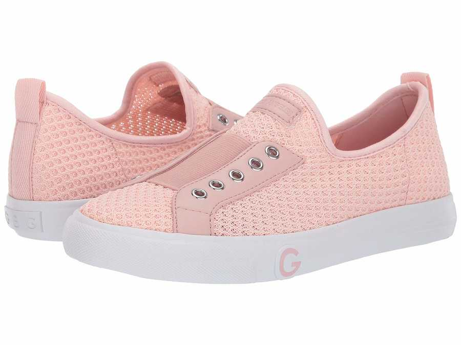 G By Guess Women Light Pink Oaker Lifestyle Sneakers