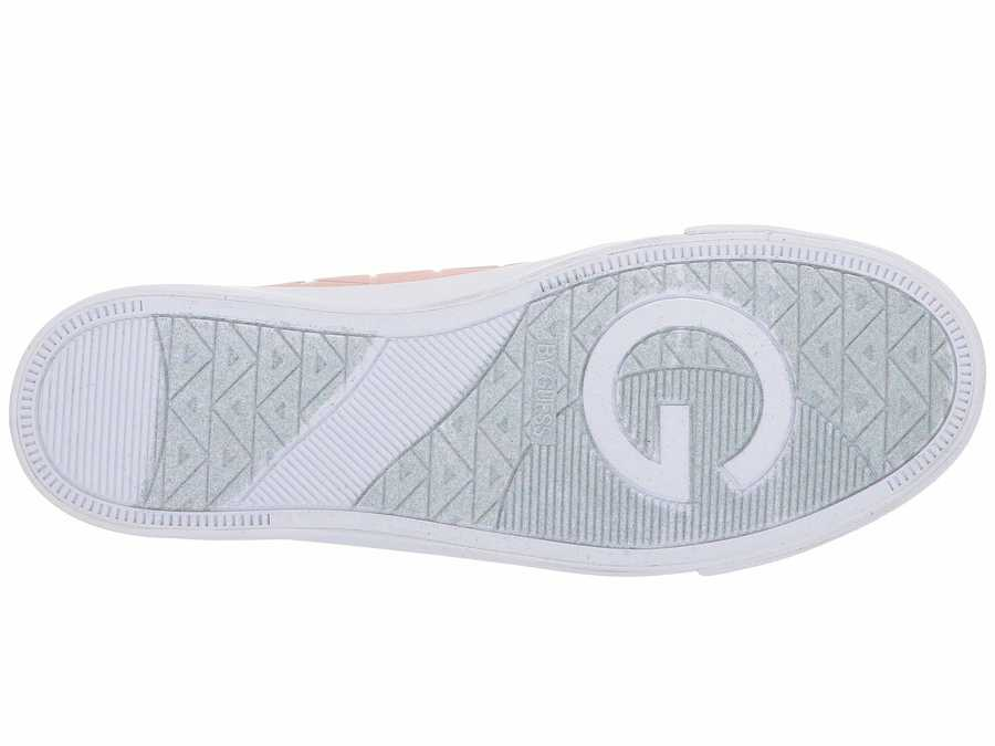 G By Guess Women Light Pink Oking Lifestyle Sneakers